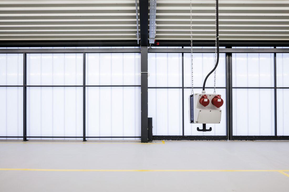 Neubau Werk- und Lagerhalle Ralph Manthey Architekten Ingenieure Berlin