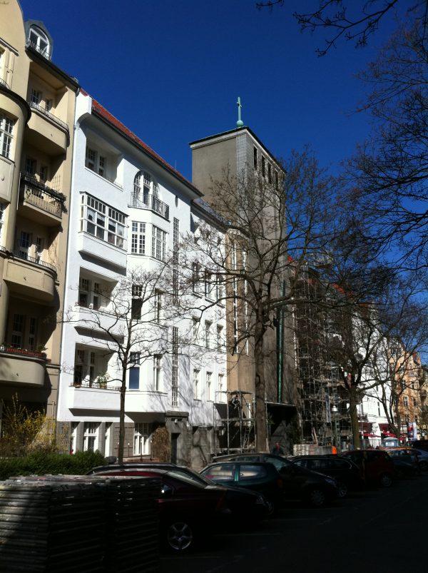 Sanierung Kirchengemeinde Berlin-Wilmersdorf Ralph Manthey Architekten Ingenieure Berlin