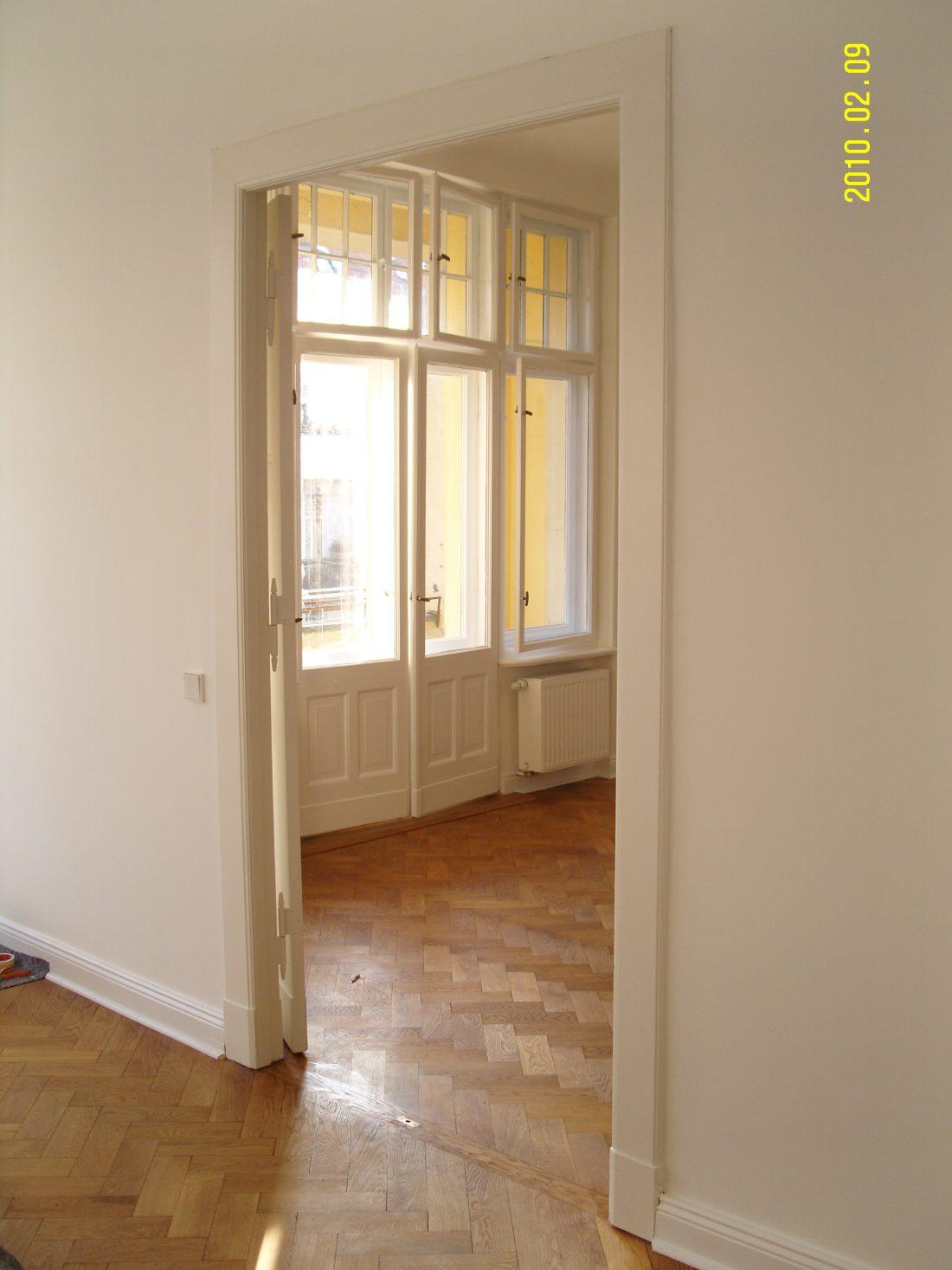 NAS Sanierung Mehrfamilienwohnhaus Ralph Manthey Architekten Ingenieure Berlin