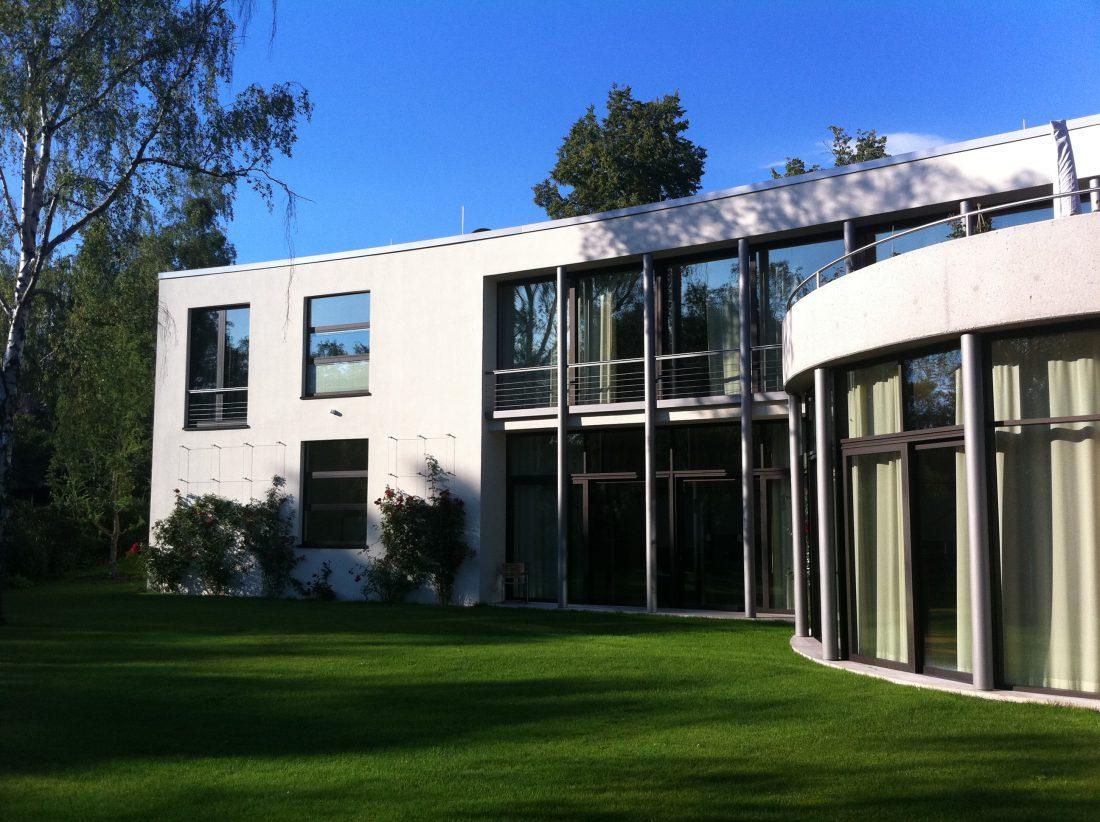 REI Neubau Wohnhaus Ralph Manthey Architekten Ingenieure Berlin