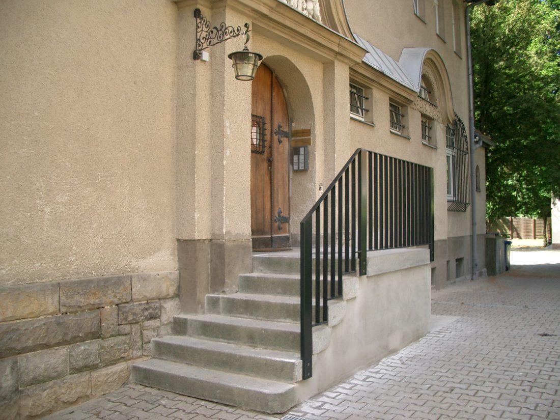 RIE Sanierung Gemeindehaus Berlin-Zehlendorf Ralph Manthey Architekten Ingenieure Berlin