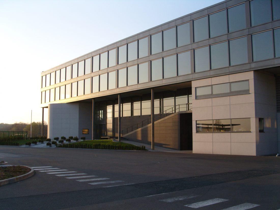 Neubau Verwaltungsgebäude Ralph Manthey Architekten Ingenieure Berlin