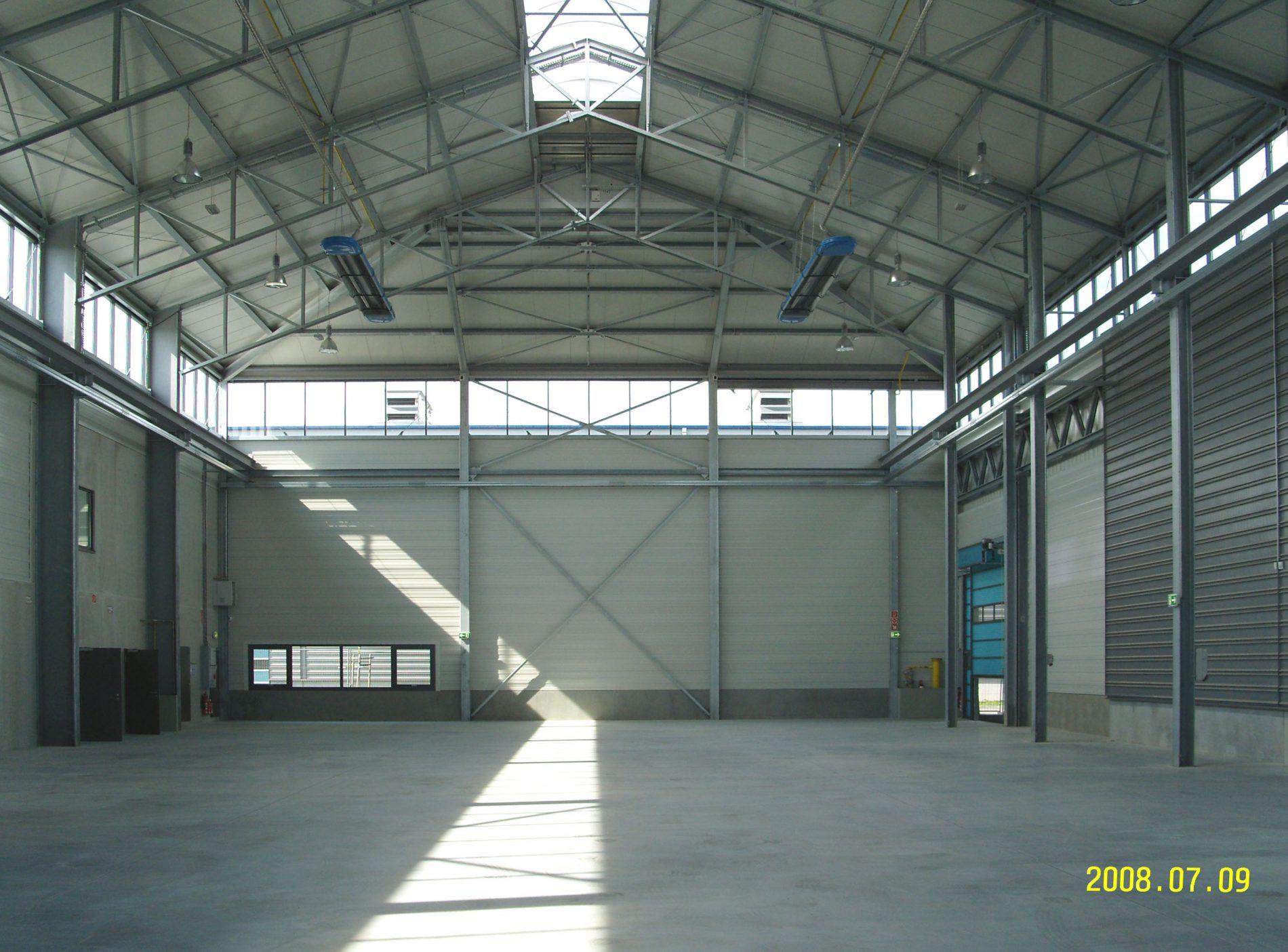 RIN Neubau Werkhalle Ralph Manthey Architekten Ingenieure Berlin